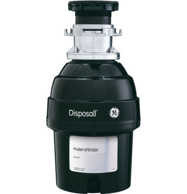 jcpenney.com | GE® 3/4 HP Batch-Feed Garbage Disposal - Non Corded