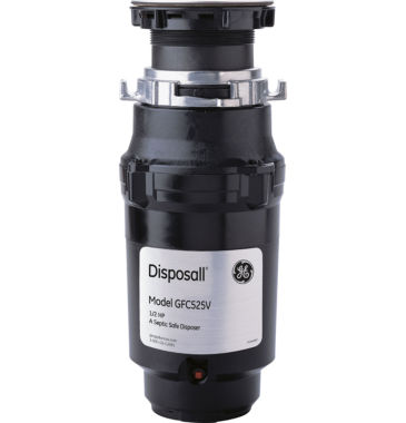 jcpenney.com | GE® 1/2 HP Continuous-Feed Garbage Disposer - Corded