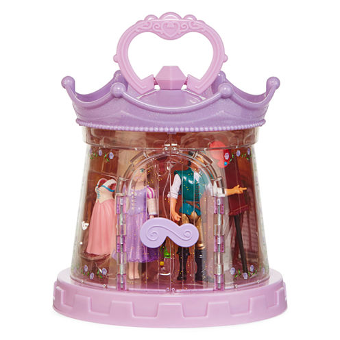 Disney Collection Rapunzel 6-pc. Figurine Set with Gazebo