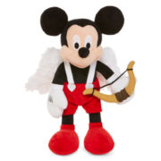 Disney Collection Valentine Mickey Mouse Medium Plush