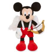 Disney Collection Valentine Mickey Mouse Medium Plush