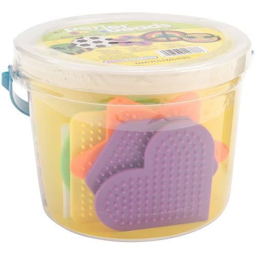 Perler Beads™ Fun Fusion™ Bead Activity Bucket
