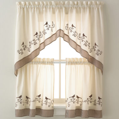 jcpenney.com | Birds Kitchen Curtains
