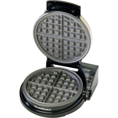 jcpenney.com | Chef's Choice® Belgian Waffle Maker 830B-SE