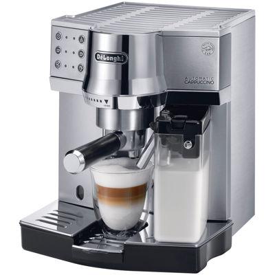 delonghi diecast pump espresso cappuccino maker ec860