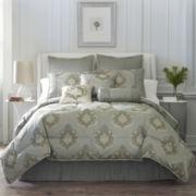 Carson 7-pc. Jacquard Comforter Set & Accessories