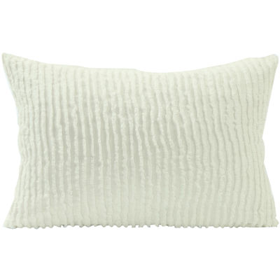 Channel Chenille Standard Pillow Sham