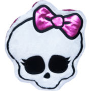 Mattel® Monster High Glam Skullette Decorative Pillow