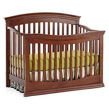 1sale Rockland Easton Convertible Crib Cocoa Cheap