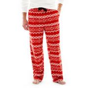 Stafford® Microfleece Pajama Pants-Big & Tall