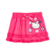 Hello Kitty® Scooter Skirt - Girls 4-6x