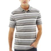 Claiborne® Dressy Polo Shirt