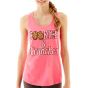 Chin-Up Graphic Tank Top