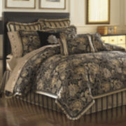 Queen Street® Annabel 4-pc. Jacobean Comforter Set & Accessories