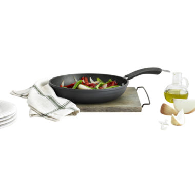 "jcpenney.com | Epicurious® 10"" Hard-Anodized Fry Pan"