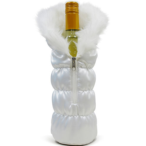 Epicureanist™ Ski Bunny Wine Bottle Jacket