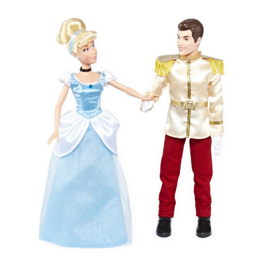 jcpenney.com | Disney Collection Cinderella and Prince Charming Dolls