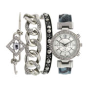 Womens Watch and Bracelet Set