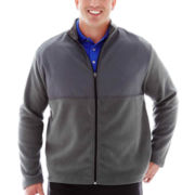 PGA TOUR® Full-Zip Polar Fleece Jacket–Big & Tall