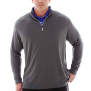 PGA TOUR® Quarter-Zip Pullover Shirt–Big & Tall