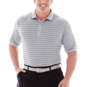 PGA TOUR® Jacquard Polo–Big & Tall