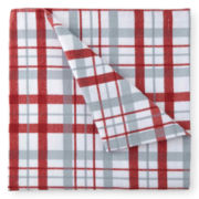 IZOD® Flannel Sheet Set