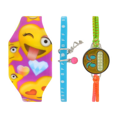 jcpenney.com | Total Girl Girls Multicolor Watch Boxed Set-Ttg1006jc