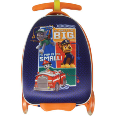 jcpenney.com | Boy Big Or Small Paw Patrol Hardside Carry-On Luggage