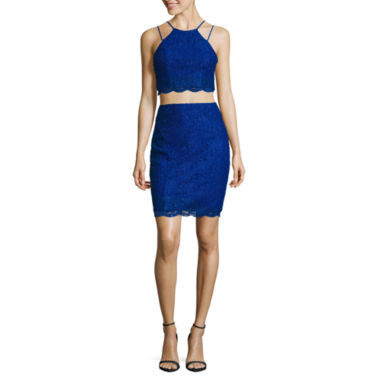 jcpenney.com | My Michelle Sleeveless Sequin Bodycon Dress-Juniors