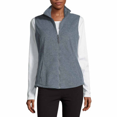 jcpenney.com | Made For Life Fleece Vest-Talls