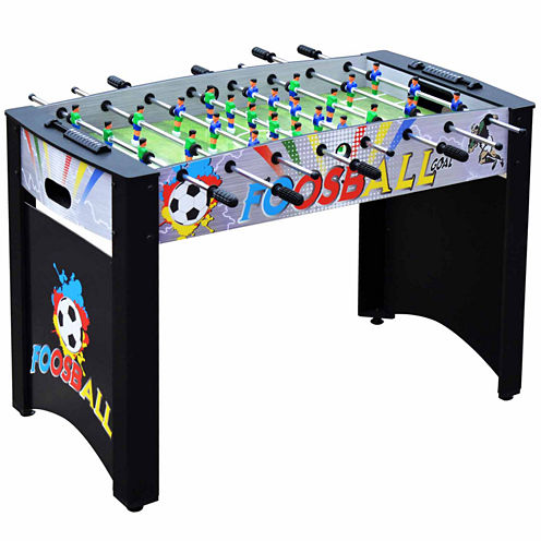Hathaway Shootout 48-In Foosball Table