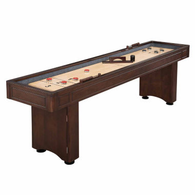 jcpenney.com | Hathaway Austin 9-Ft Shuffleboard Table