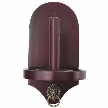 jcpenney.com | Premier Cone Chalk Holder Mahogany Finish