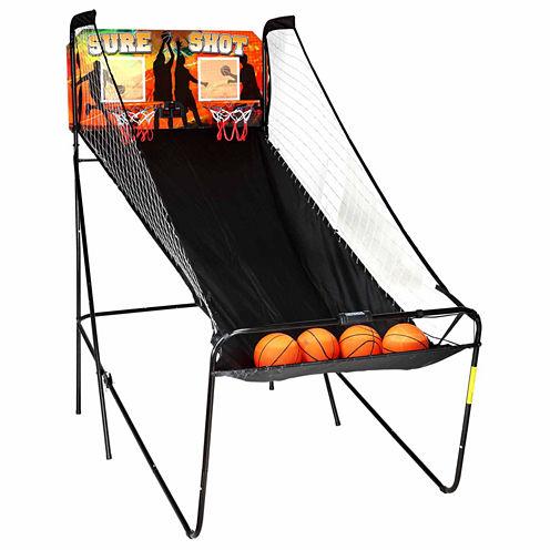 Hathaway Sure Shot Dual Arcade Basketball Game