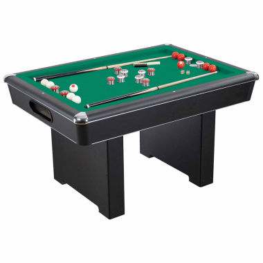 jcpenney.com | Hathaway Renegade 54-In Slate Bumper Pool Table
