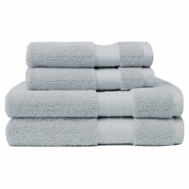 jcpenney.com | Crowning Touch® Luxury Turkish 4-pc.Towel Set