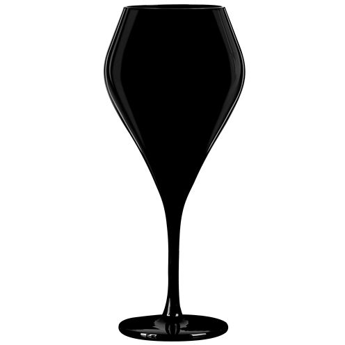 Qualia Glass Ebony 4-pc. Wine Glass