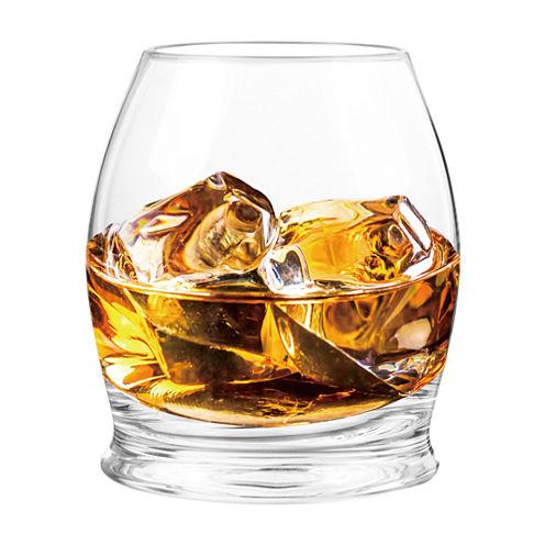 Qualia Glass Bourbon 2-pc. Liqueur Glass