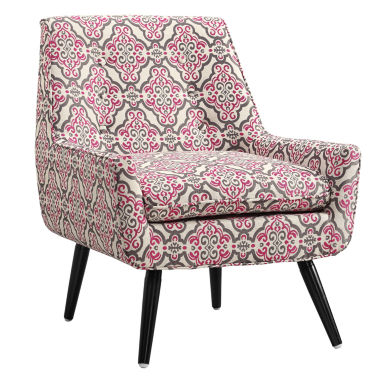 jcpenney.com | Eagle Trelis Tufted Fabric Club Chair