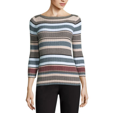 jcpenney.com | Liz Claiborne Pullover Sweater