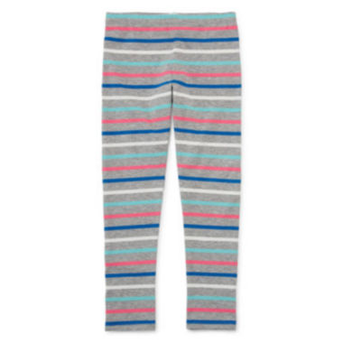 jcpenney.com | Okie Dokie Dots Denim Leggings - Preschool Girls