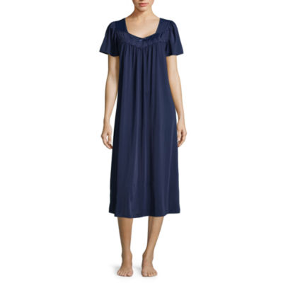 Collette by Miss Elaine Tricot Long Nightgown - JCPenney e092e37b2