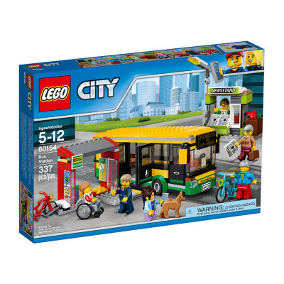 LEGO City Bus Station 60154 - JCPenney