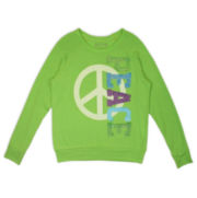Total Girl® Graphic Pullover – Girls Plus
