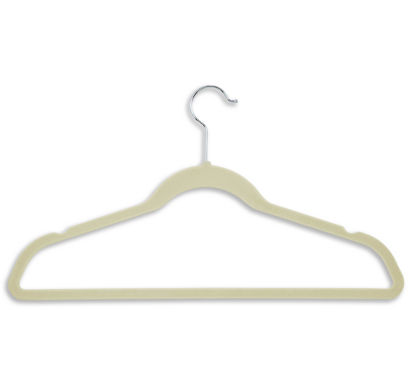 jcpenney.com | Honey-Can-Do® 20-Pack Velvet Touch Suit Hangers - White