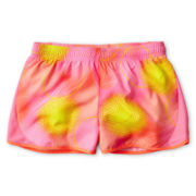 Xersion™ Mod Dot Running Shorts - Girls 6-16 and Plus