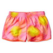 Xersion™ Mod Dot Running Shorts - Girls 6-16 and Plus