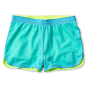 Xersion™ Reversible Mesh Dolphin Shorts - Girls 6-16 and Plus