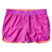 Xersion™ Reversible Mesh Dolphin Shorts - Girls 6-16