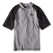 Arizona Gothic Gray Rashguard - Boys 6-18